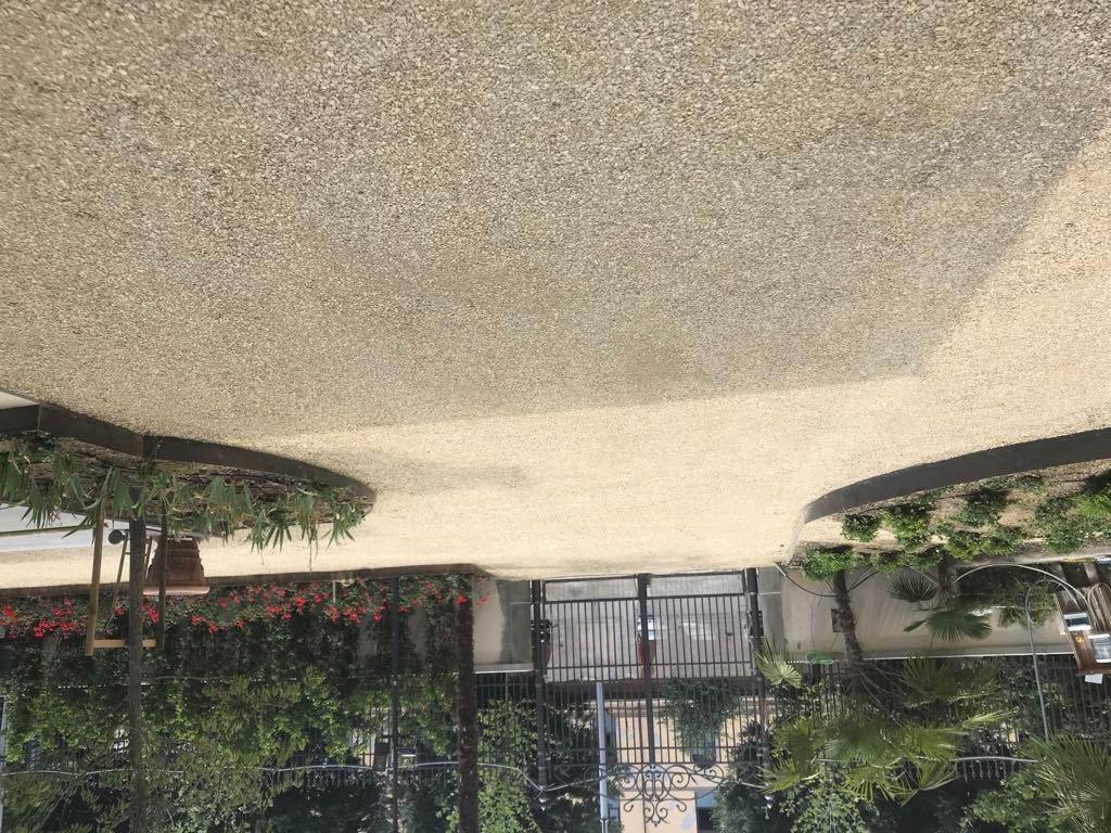 Villa Firenze pavimentazione cortile