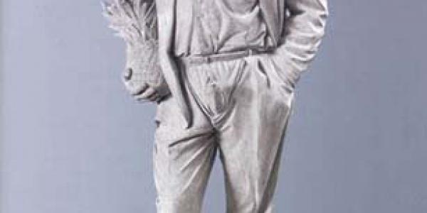 Bardiglio statua